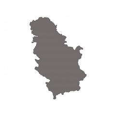 serbia-map-silhouette-vector-15135849